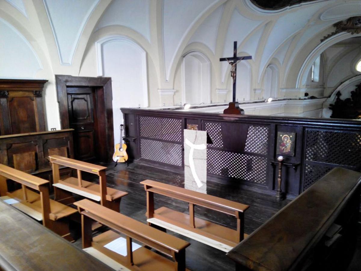 Convento Interno
