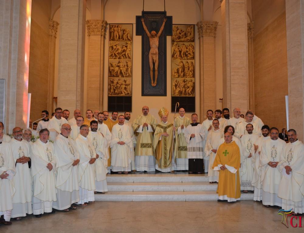 Ordinazione diaconale di fr. Francesco Donato e fr. Antonio Losapio