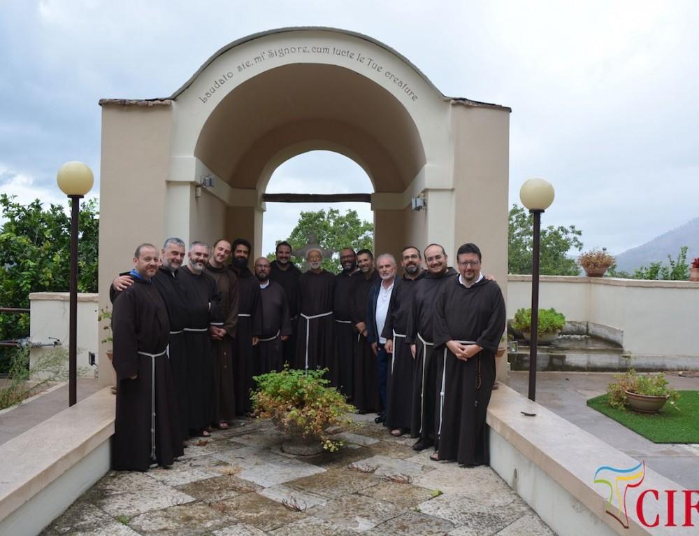Consiglio Interprovinciale di Formazione di inizio anno fraterno