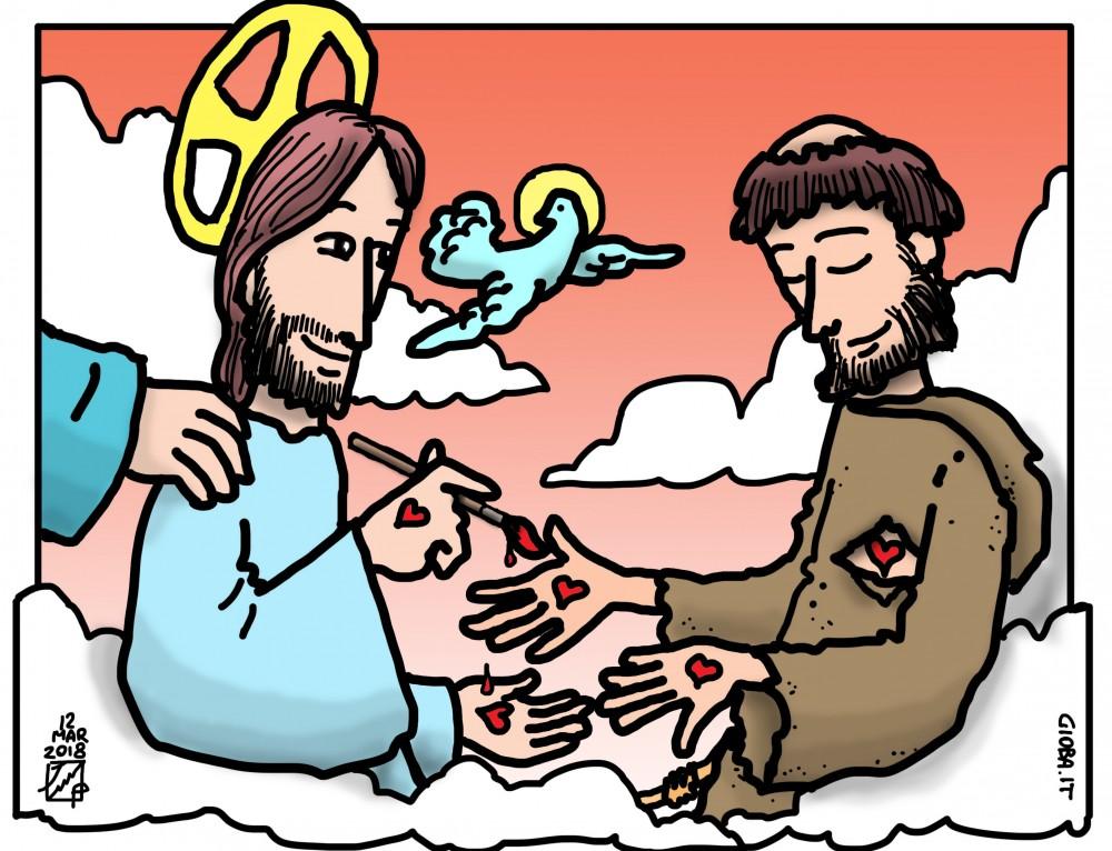 Buona Pasqua dalla Fraternità e dai Postulanti di Cava de' Tirreni