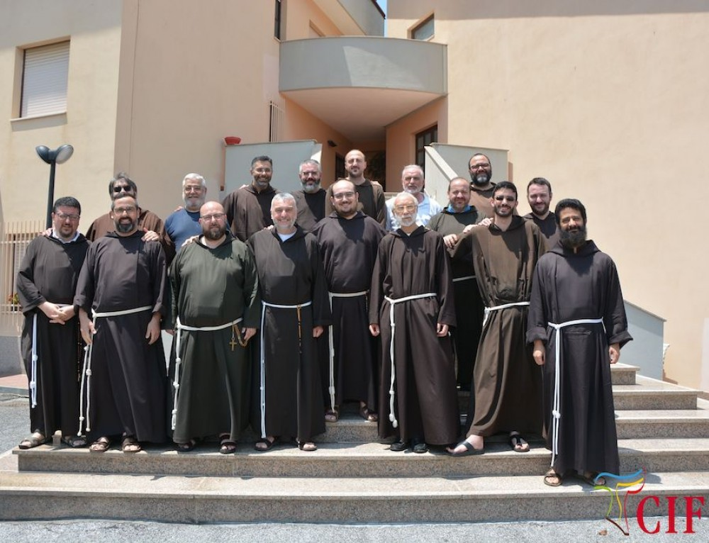Consiglio Interprovinciale di Formazione di fine anno fraterno