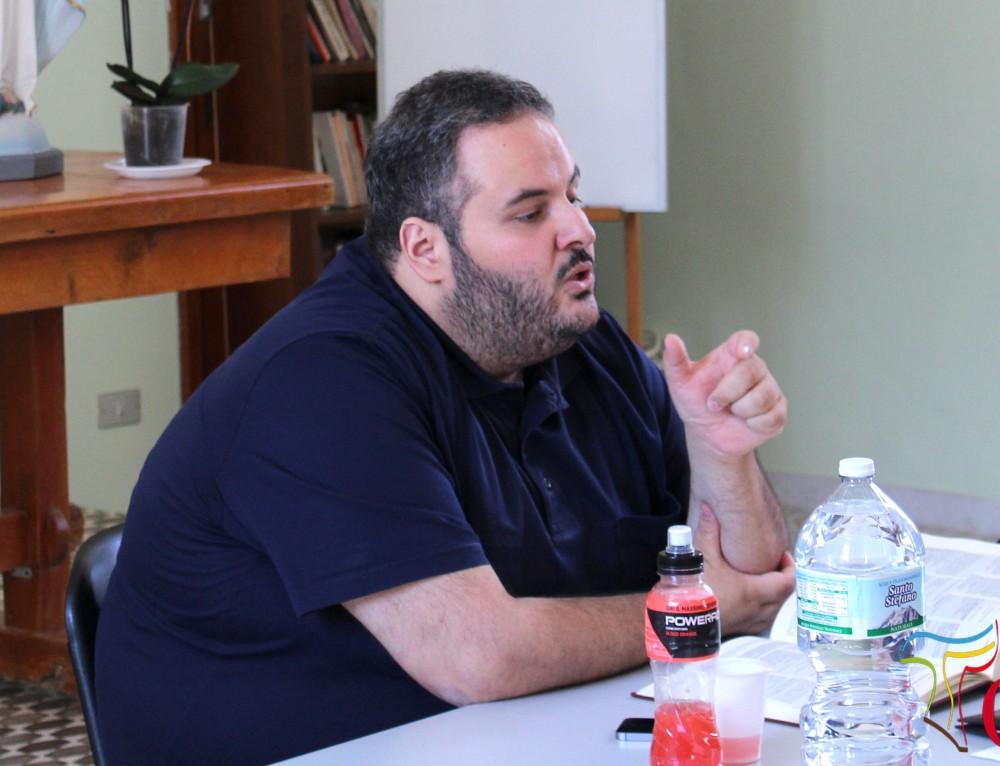 Incontro Biblico nella fraternità del Postulato di Cava de' Tirreni