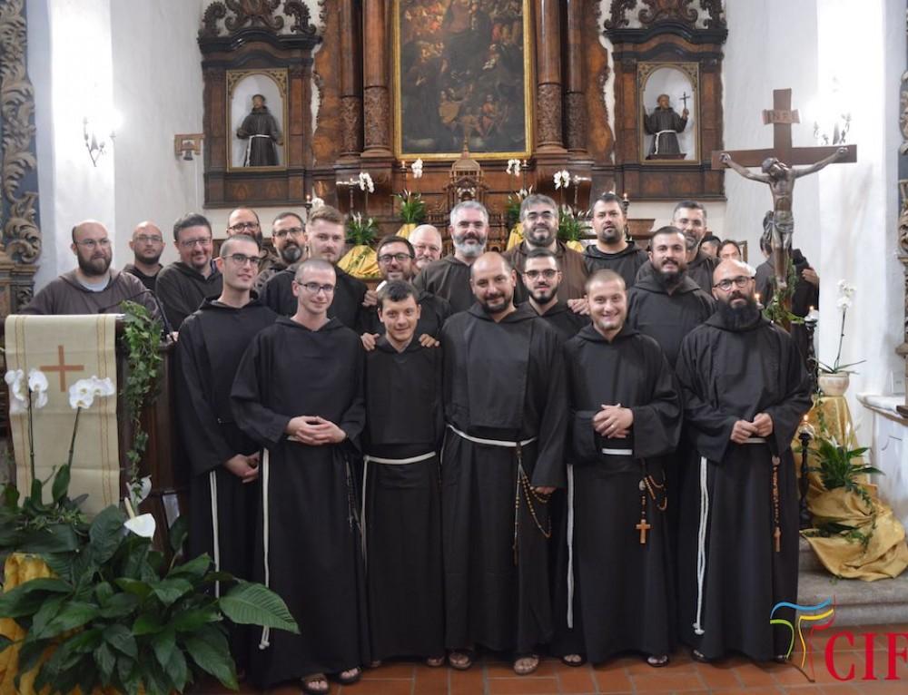 Vestizioni CIFIS, Morano Calabro 17.09.2018